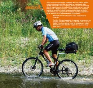 Torby rowerowe IBERA