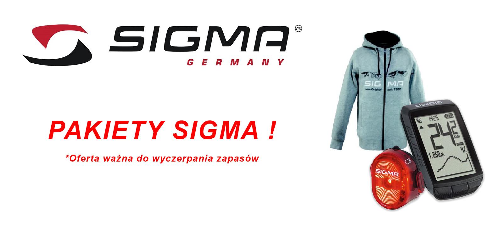 Pakiety Sigma